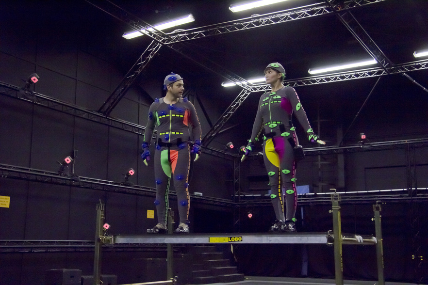 motion capture maac Kolkat