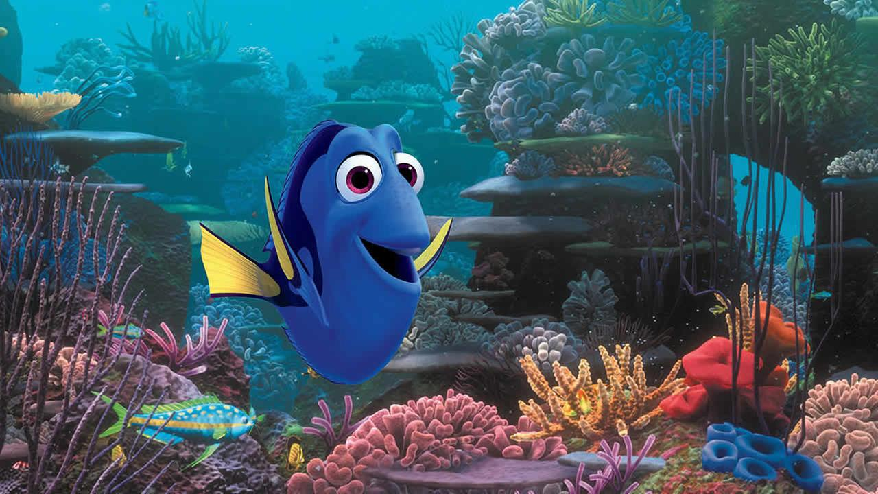 3d Movie Finding Dory Unknown Facts Revealed From The Movie