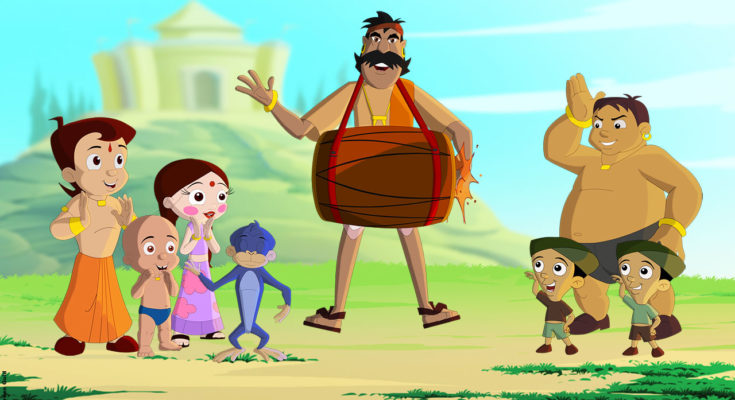Cartoon Animation Kolkata