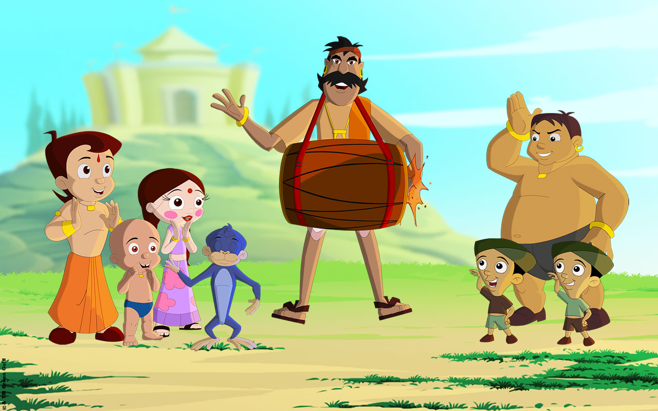 TOP 10 CARTOON OR ANIMATION CHANNELS IN INDIA ffcf881636