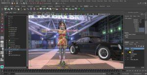 3d modeling Animation Kolkata