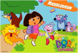 Dora The Explorer Animation Kolkata