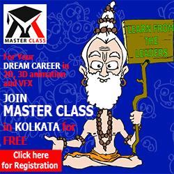 Weekly Master Class with Maac Animation Kolkata