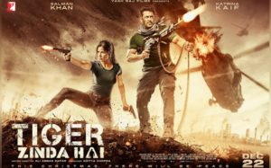 Tiger Zinda Hain Animation Kolkata
