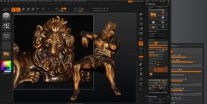 ZBrush Animation Kolkata