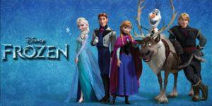 Frozen Movie animation Kolkata