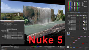 Nuke VFX Animation Kolkata
