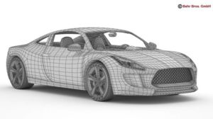 3D Modelling Animation Kolkata