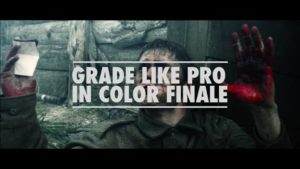 Colour Grading with Animation Kolkata