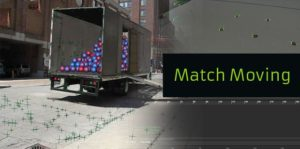 Matchmoving Animation Kolkata