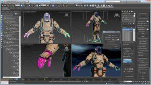 3D GAMING CHARACTER Discussion Animation Kolkata