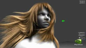 Realistic 3d Hair