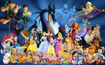 Disney Best Minor Characters