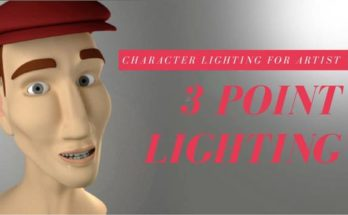 three point lighting At animation Kolkata