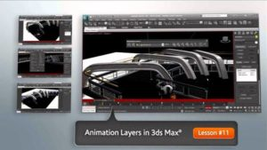 3ds max At Animation Kolkata