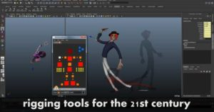 Rigging Animation Kolkata