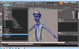 Character Rigging @Animation Kolkata