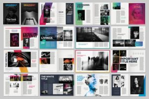 InDesign Trends Animation