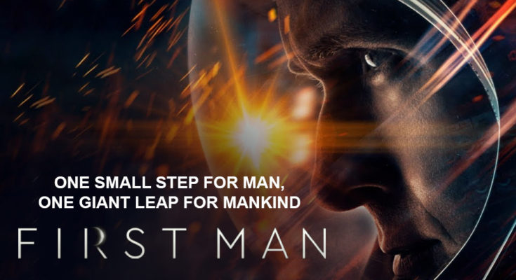 Movie First Man @Animation Kolkata