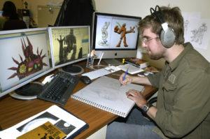 Game Design @Animation Kolkata