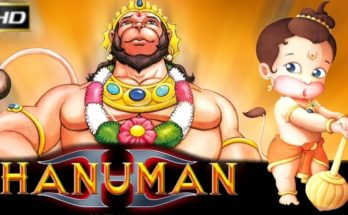 Mythological Character Hanuman @Animation Kolkata