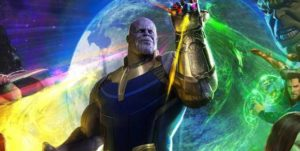 Avengers Infinity War @animation Kolkata
