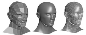 Head Modeling with Animation Kolkata