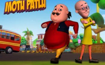 Motu Patlu Animated Series Animation Kolkata