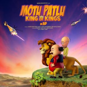 Motu Patlu Animated Series Animation Kolkata