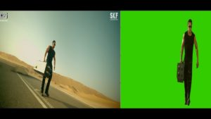Race 3 Action Packed VFX Screen