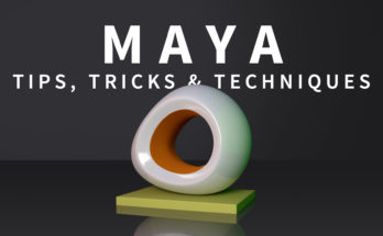 Mental Ray Nodes In Maya @Animation Kolkata