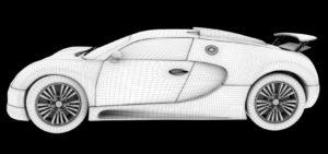 Car Modelling with Animation Kolkata