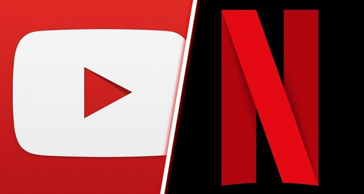 「YouTube Netflix」の画像検索結果