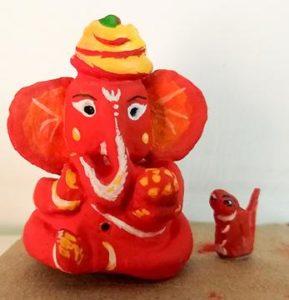 Ganesha Idol Design Competition @Maac Kolkata