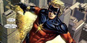Captain Marvel @ Animation Kolkata