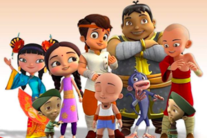 Kung Fu Dhamaka at Best animation institute Kolkata