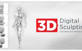 Digital Sculpting At Best 3D Animation Institute Kolkata