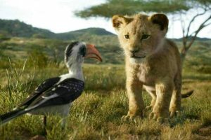 The Lion King Photo Real Animation