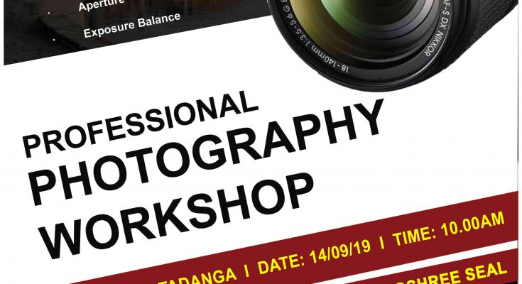 Photography Workshop At Best Maac Institute Kolkata