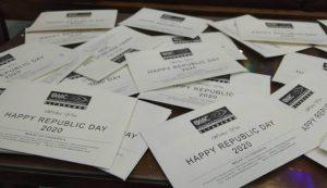 MAAC Ultadanga Republic day celebration