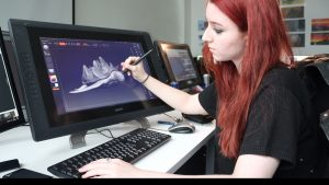 3d animator from best animation institute Kolkata