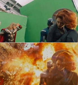 SPECIAL EFFECT VS. VISUAL EFFECT KNOW THE BEST