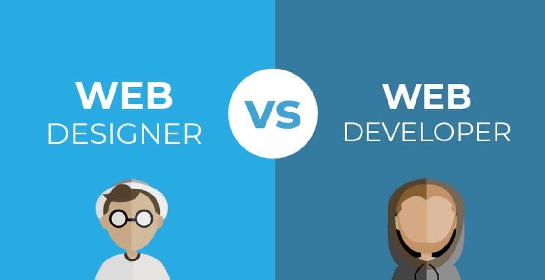 Webdesigner Or Webdeveloper Best Career Choice