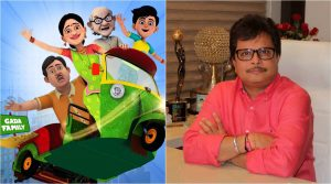 ANIMATED SHOW Discussion At Animation Institute Kolkata