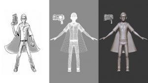 3D RENDERING AT BEST 3D INSTITUTE KOLKATA