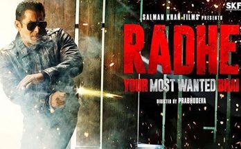 VFX Loaded Radhe