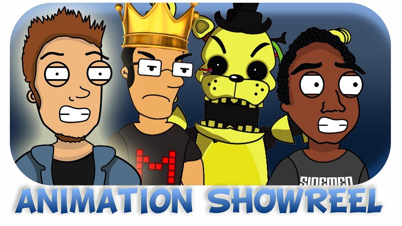 Animation Showreel Maac Kolkata