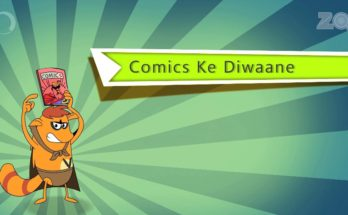 comic at animation Kolkata