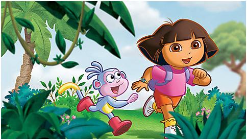 Dora The Explorer Animation Kolkata