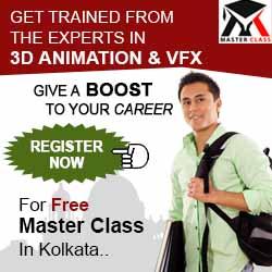 Weekly Master Classes with Maac Animation Kolkata